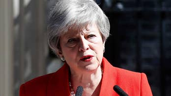 Prime Minister Theresa May officially steps down as Conservative Party leader