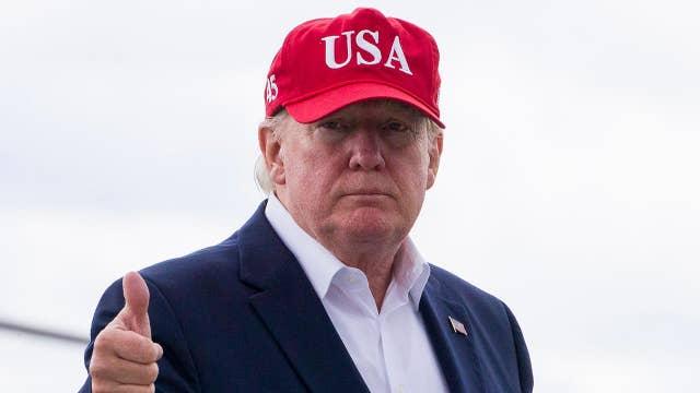 Democrats blast President Trump's planned July 4th speech