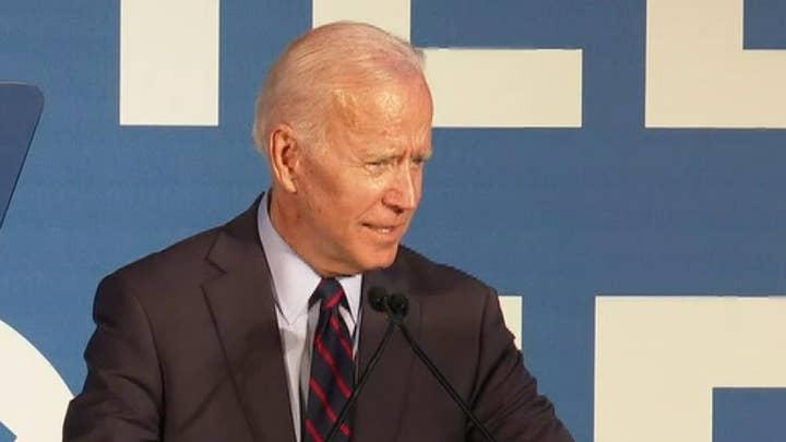 Joe Biden speaks at DNC I-Will-Vote fundraising gala