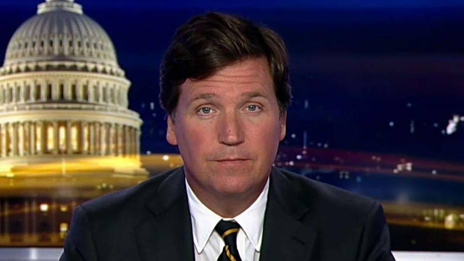 Tucker: Democracy was built on debate and competing ideas