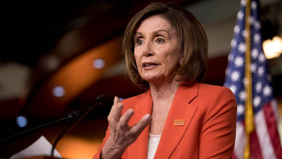 Pelosi reportedly tells colleagues she wants Trump imprisoned, not impeached