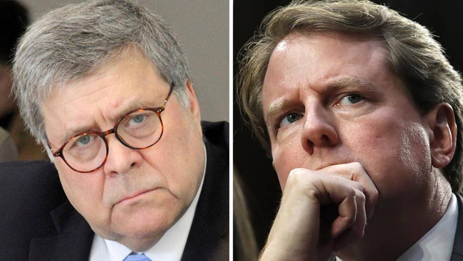 House Democrats prepare potential contempt resolution against AG Bill Barr and Don McGahn