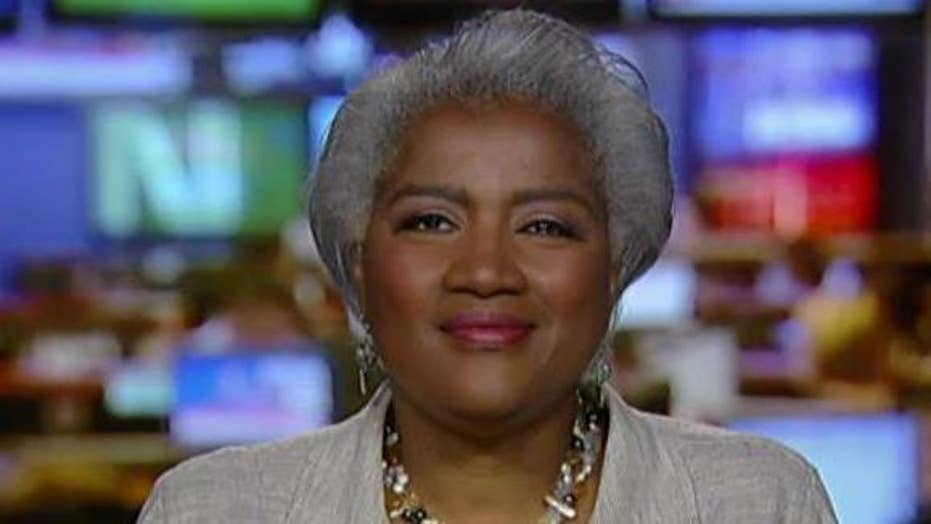 Donna Brazile says Joe Biden had a 'terrible week'