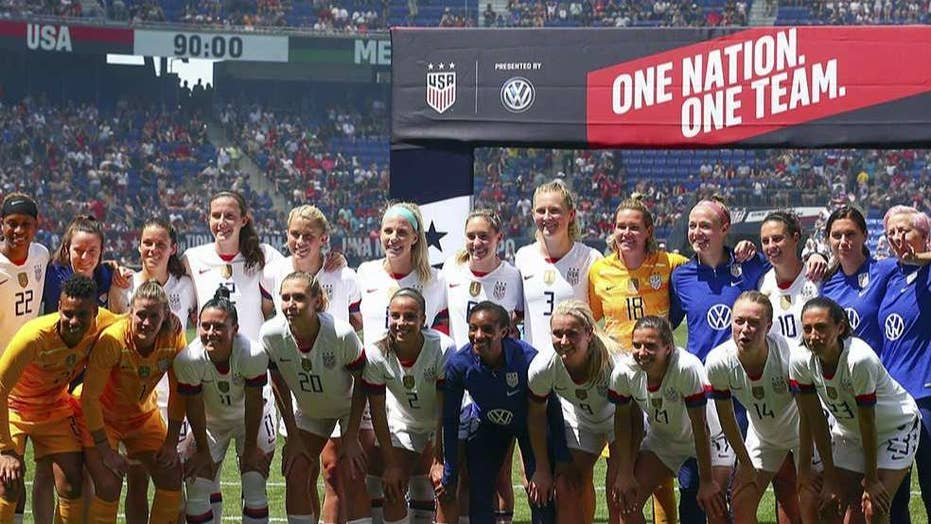 U.S. Women's national soccer team looks to defend title at FIFA World Cup
