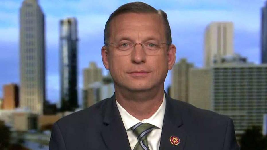 Rep. Doug Collins: Most people don't want to see an impeachment