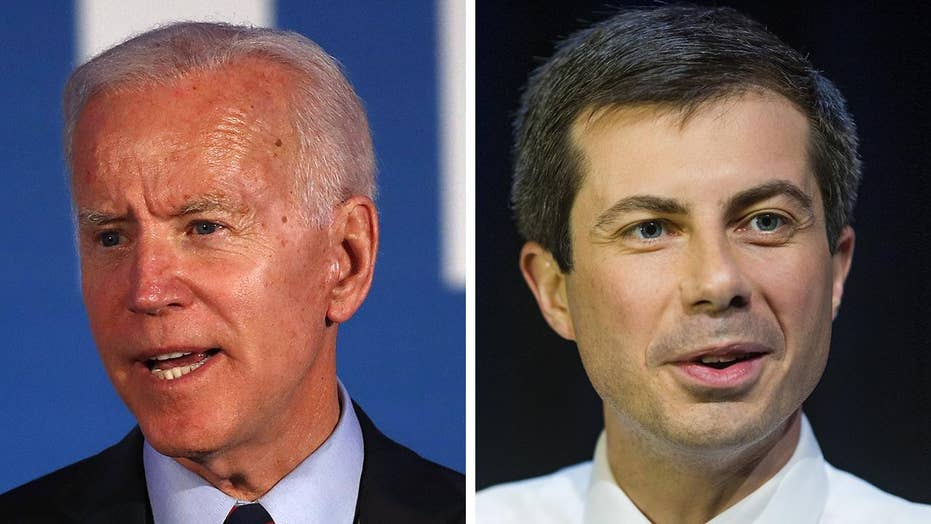 Joe Biden and Pete Buttigieg jump on the voter suppression bandwagon