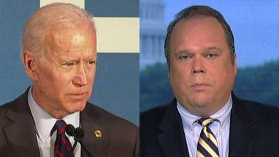 Stirewalt on Biden and Hyde Amendment