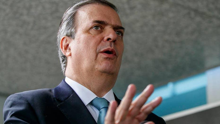 Frenzied last-minute talks to avoid looming US tariffs on Mexico