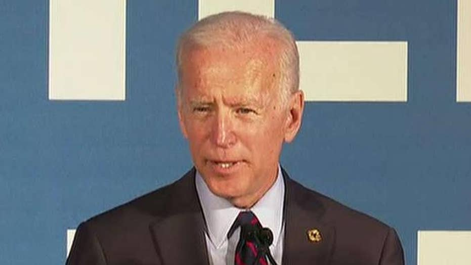 Joe Biden caves to pressure, flips on long-standing abortion principle