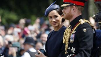 Ellen DeGeneres defends Meghan Markle, Prince Harry after private jet backlash
