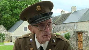 D-Day veterans humbly reflect on their military service