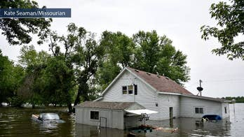Severe flooding causes major damage to Missouri