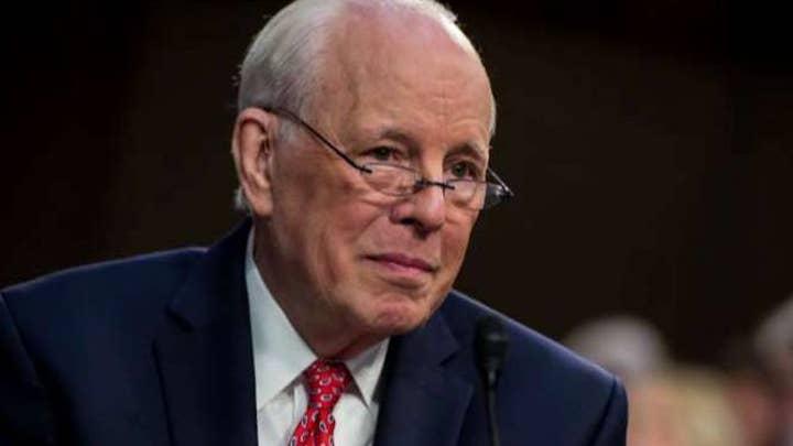 Key Watergate witness John Dean set to testify before Congress