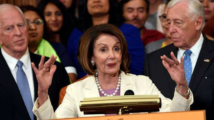 House Democrats divided over impeachment proceedings