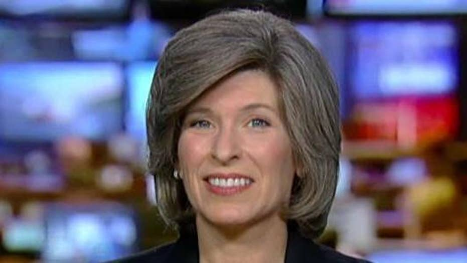 Sen. Joni Ernst on US, Mexico reaching immigration deal, Trump dropping tariff threat