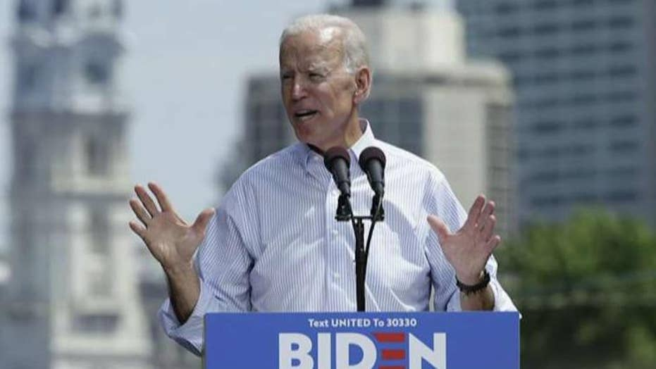 Biden flips his stance on the Hyde Amendment