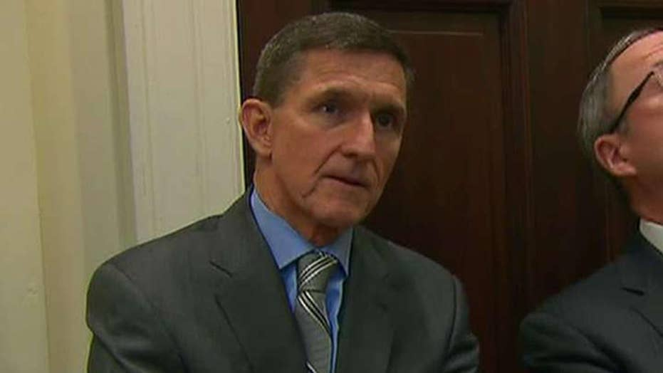 Michael Flynn fires legal team