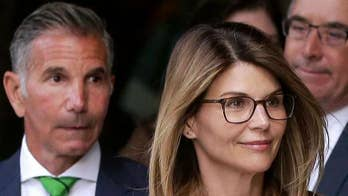 What will be the base line for sentencing for those convicted in the college admissions scandal?