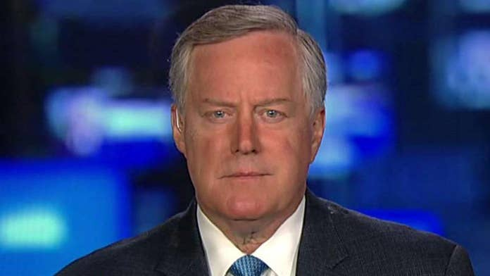 Rep. Meadows: The president has acted appropriately despite opposition from my Democratic colleagues