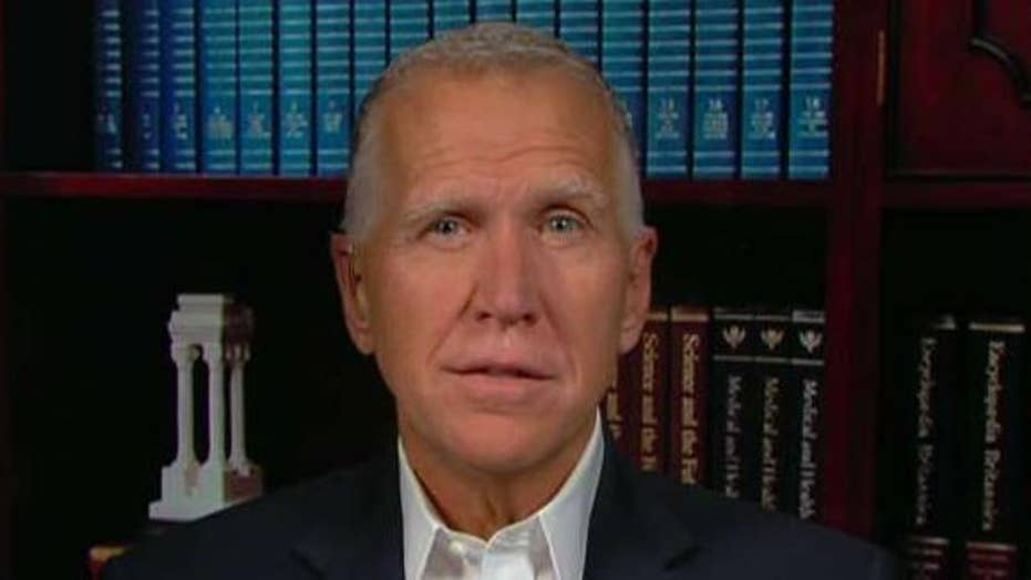 Sen. Thom Tillis: China should be worried about the progress we are making in Mexico