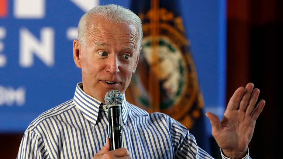 New Shows On Fox 2020 Warning signs for Trump as new poll shows Biden, other Dems with