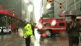 Witnesses of NYC helicopter crash share videos, photos from the scene
