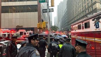 Trump: First responders to New York City helicopter crash-landing doing 'phenomenal job'
