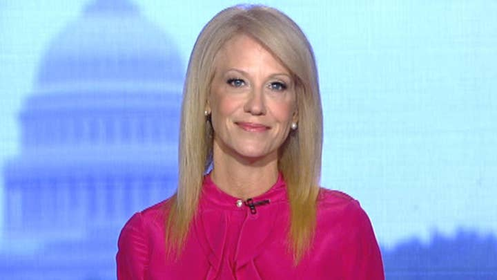 Kellyanne Conway talks migrant deal with Mexico, says Pelosi has lost control of Democrats