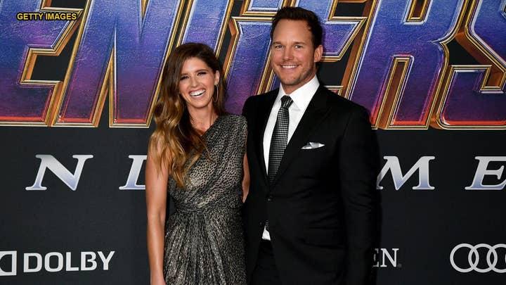 Chris Pratt marries Katherine Schwarzenegger in California wedding