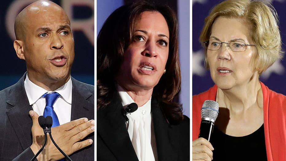 How competitive will the debate stage be for 2020 Democratic presidential hopefuls?