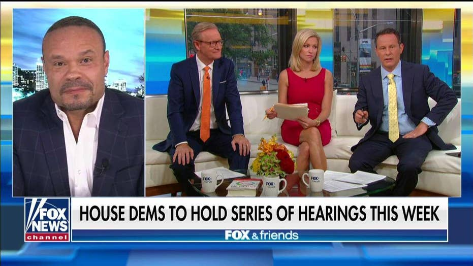 Dan Bongino slams Democrats over planned John Dean hearing: They're trying to 'fabricate' an obstruction charge