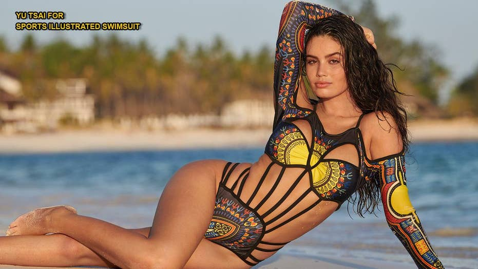 SI Swimsuit model Anne De Paula says she isn't ruling out idea of becoming a doctor: 'It can still happen'