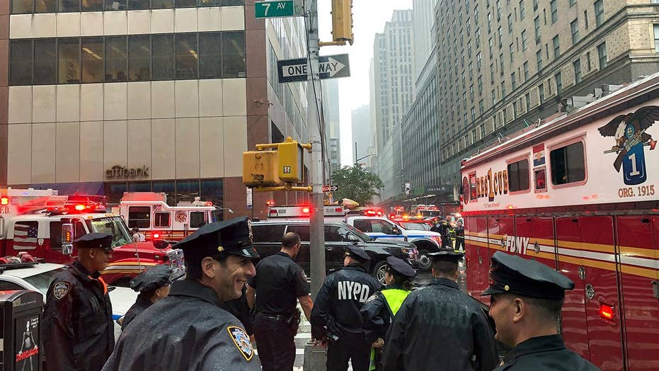 FDNY: One dead after helicopter crash lands in Midtown Manhattan