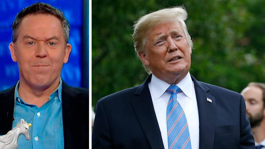 Gutfeld on Trump's tariffs and the Democratic response