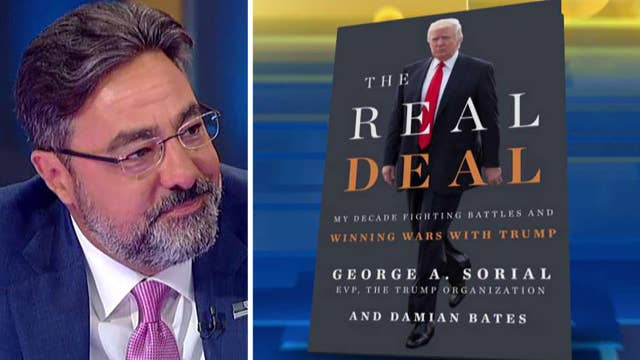 Trump's life as a business man told by a former colleague in 'The Real Deal'