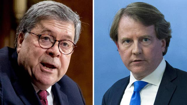 House approves resolution to enforce Barr and McGahn subpoenas in court