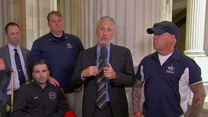 Jon Stewart's 9/11 hearing helps paint picture Congress wants more money for not working - and it's nearly ...