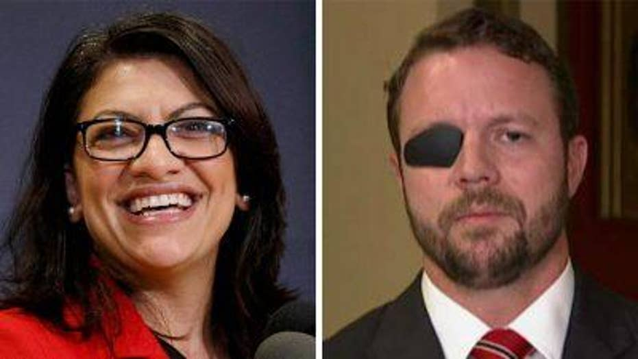 Dan Crenshaw on Rashida Tlaib's proposal