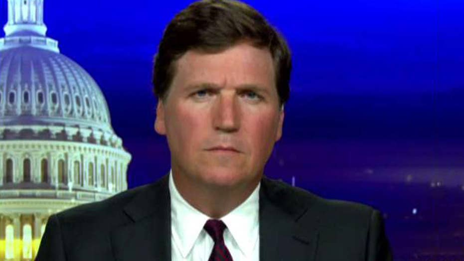 Tucker: Media ignores Trump's border victory