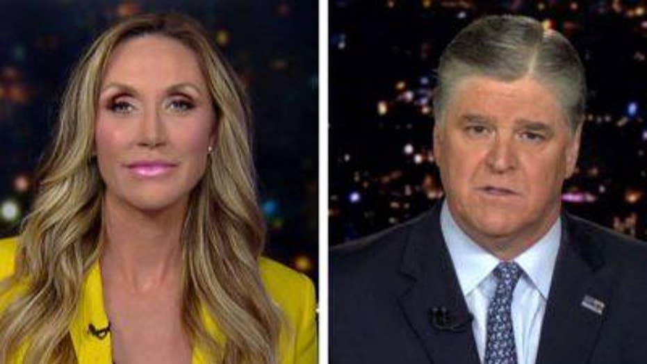 Lara Trump discusses Joe Biden's candidacy