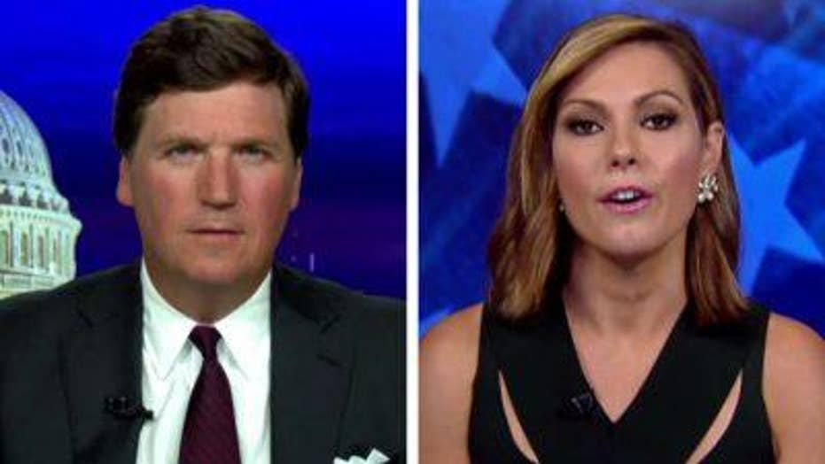 Tucker Carlson and Lisa Boothe on Beto and De Blasio's candidacy