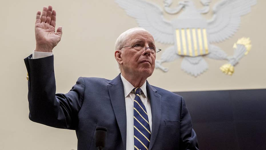 Republicans bash John Dean in House Committee hearing