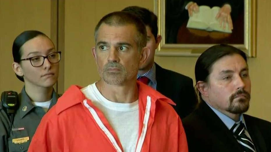 Estranged husband, girlfriend plead not guilty in case of missing Connecticut mom