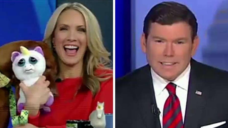 'The Five' shares their best moments with Bret Baier