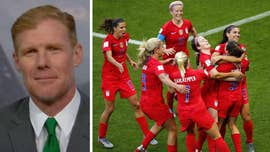 Alexi Lalas: US women's national soccer team players deserve as much money as possible
