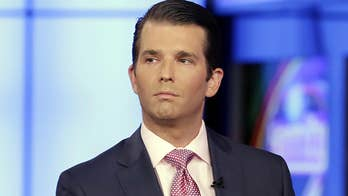 Donald Trump Jr. reappears before Senate committee to answer more questions on Russia contacts