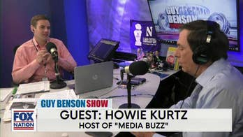 Howard Kurtz Joins The Guy Benson Show
