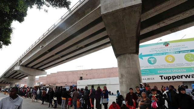 Department of Homeland Security: 90 percent of asylum seekers skip court date