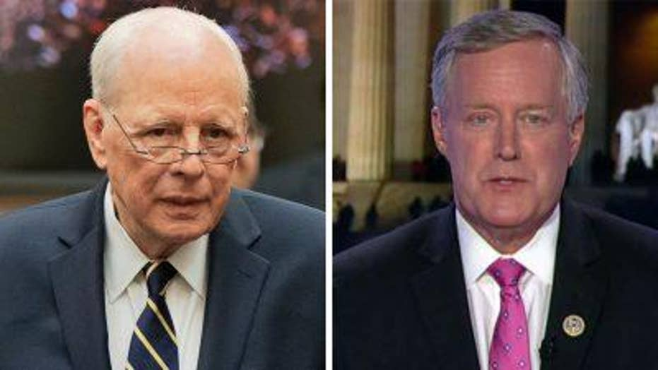 Mark Meadows on John Dean's hearing