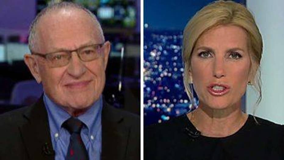 Dershowitz on the Ingraham Angle: The Mueller report should never have been written.
